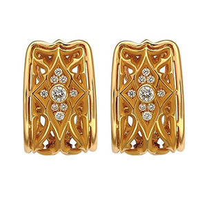 EARRINGS-VIDRIERA-CONCAVE