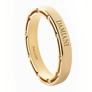 Damiani---D.Side-ring-in-yellow-gold