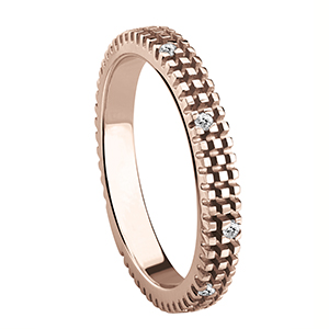 Damiani---Metropolitan-Dream-ring-in-pink-gold-with-diamonds-20053308