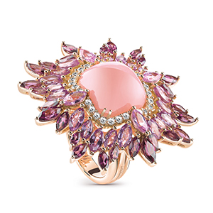 Damiani---VIVALDI-ring-with-pink-opale,-sapphires-and-diamonds-20058599
